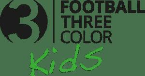 Football Three Color Kids